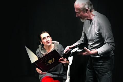 Monika Giro und Jürgen Bittrich